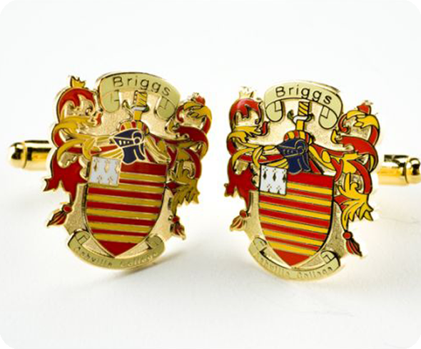 Gifts and Souvenirs - Cufflinks, coins, medals and tie-pins
