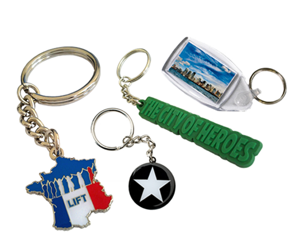 Custom Keyrings