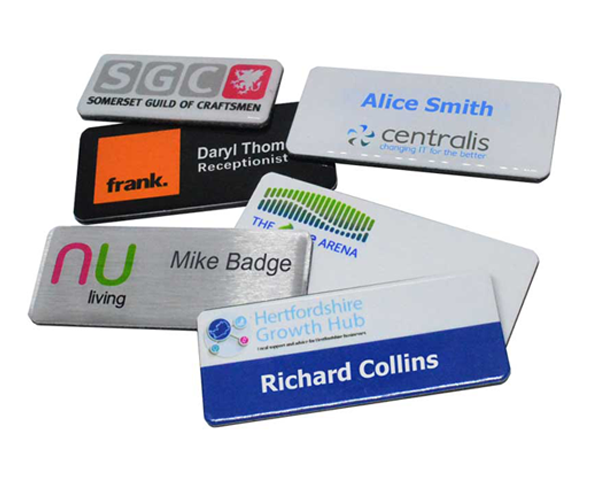 Identity Products - Name Badges, Lanyards, Wristbands and Keyrings