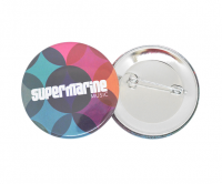 45mm button badge