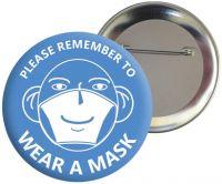 Wear a Mask Badge