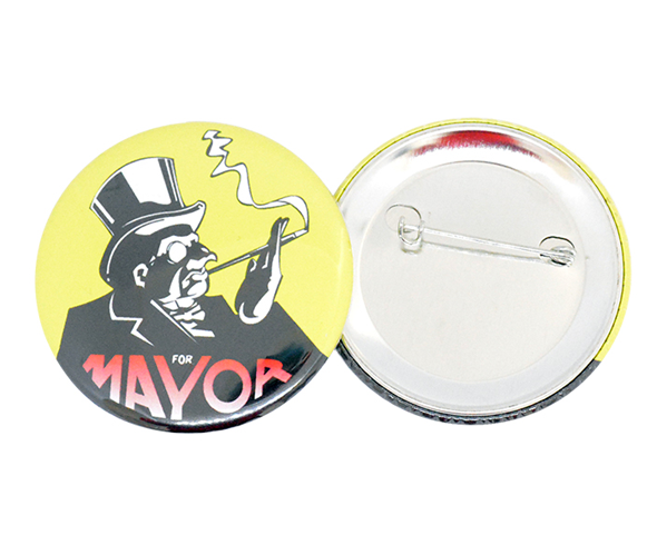 58mm Button Badges