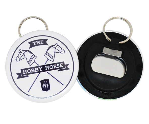58mm Bottle Opener Keyrings