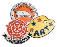 Bespoke enamel badges for schools