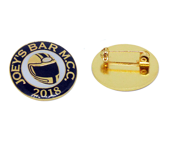 Premium Soft Enamel Badges