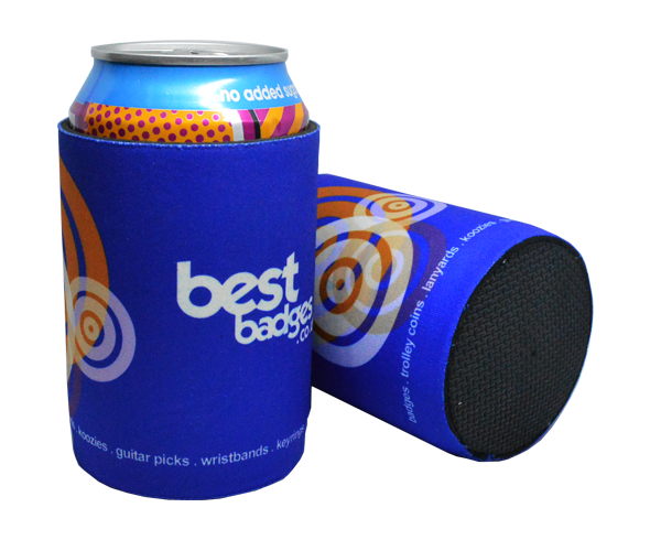 Neoprene Can Cooler - Solid Base