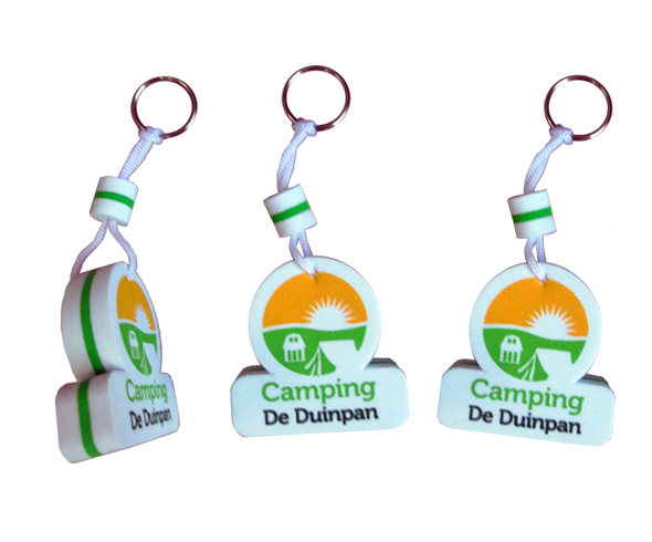 EVA Foam Floating Keyrings