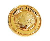 Alumni Pin Badge
