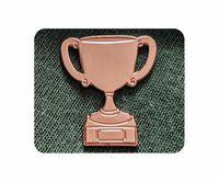 Bronze Trophy badge