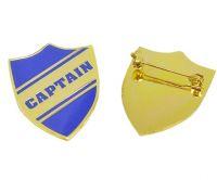 Shield Captain badge