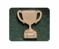 Gold Trophy badge