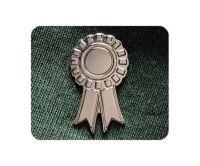 Silver Rosette badge