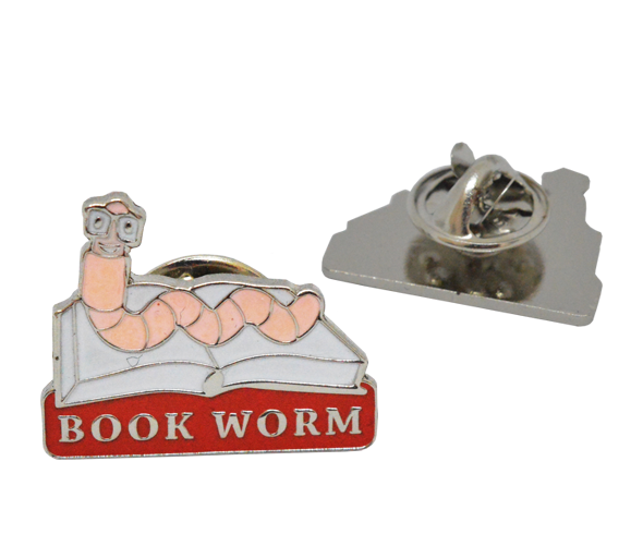 Bookworm Badges