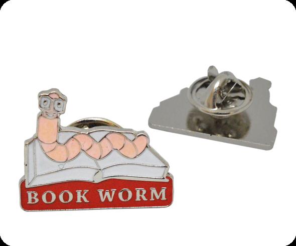 Bookworm Badges