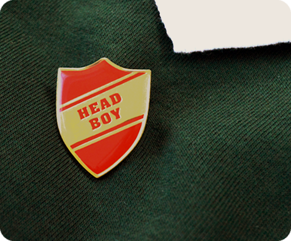 School Shield Badges
