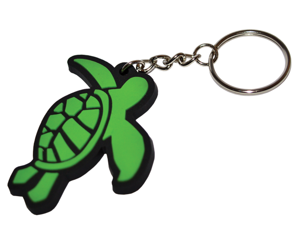 Soft PVC Keyrings