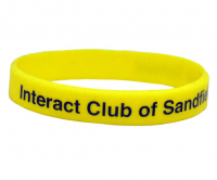 1 colour printed band