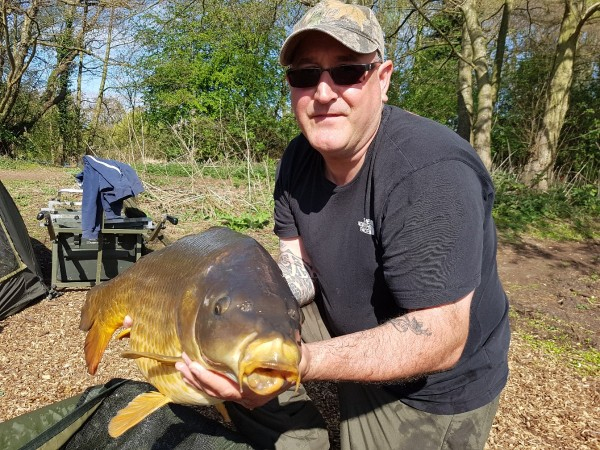 Keith Lawrence 26lb 8oz 14th April 2017