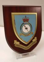 Queens Colour Squadron Plaque