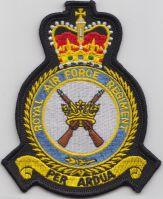 RAF Regiment Crest Badge