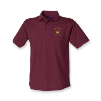 Polo Shirt Burgundy