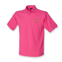 Polo Shirt Fuchsia