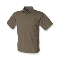 Polo Shirt Olive Green