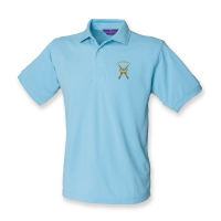 Polo Shirt Sky Blue