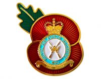 RAF Regiment Remembrance Day Enamel Lapel Badge