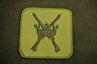 RAF Regiment D2 Patch 2""