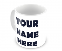 Custom Mug With Name Option - 92 Sqn