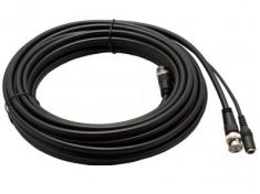 2 x Pro RG59 Coaxial CCTV Cable BNC Video and DC Power
