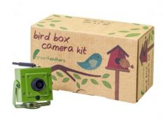WiFi Bird Box Camera 1080p HD with IR, MicroSD Recording | Wild View Cameras