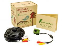Green Feathers Wired Camera Kit | Wild View Cameras
