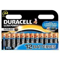 Duracell Ultra Power AA Batteries (pk 12)