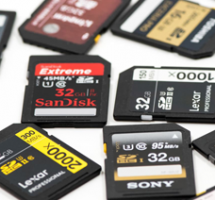 Memory Cards and Connectors
