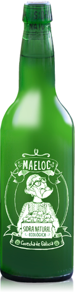 Maeloc Organic Cider Spanish Wines Trade Supplier