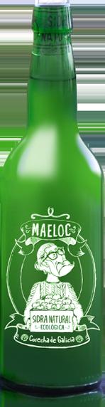 Maeloc Organic Cider Spanish Wines Trade Supplier