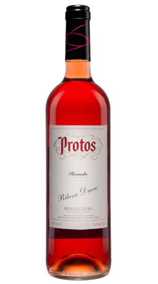Protos Rose 2014 Spanish Trade Wholesale Wines