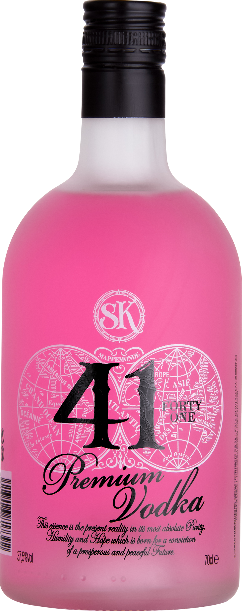 41 Premium Pink Vodka