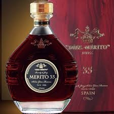Diez Merito 35 years old Brandy