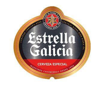 Estrella Galicia 30 Litre Keg.