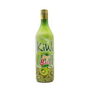 Kiwi Syrup, Dama de Baza, litre 0% (Gluten-free)
