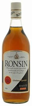 Ronsin, Alcohol free Rum 0% alc. Litre