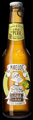 Maeloc Pear Pear Cider