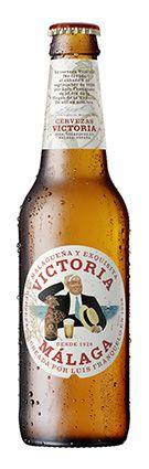 Victoria Malaga Lager 4.8% 24 x 330ml case