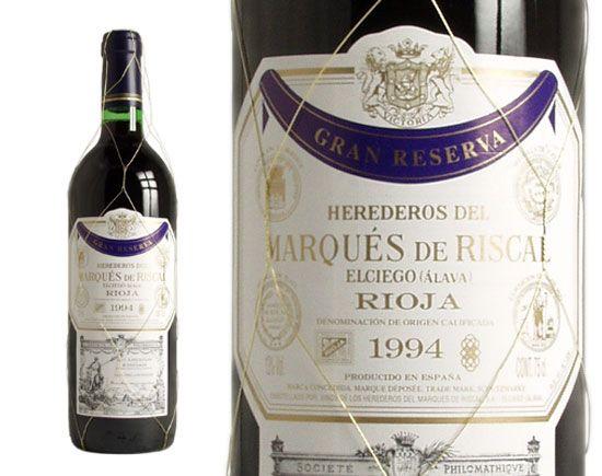 Marques de Riscal Rioja Gran Reserva 1994