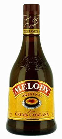 Crema Catalana Melody 70cl 17% alc.