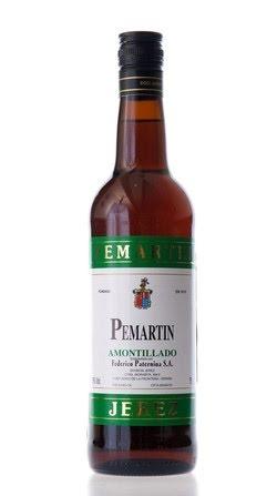 Pemartin Medium Sherry 18%