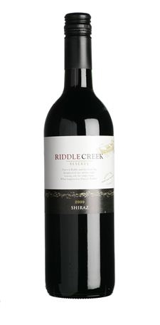 Riddle Creek Shiraz